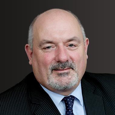 Board Member John O'Connell