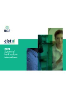 IBCB éist 2021 Survey of bank culture