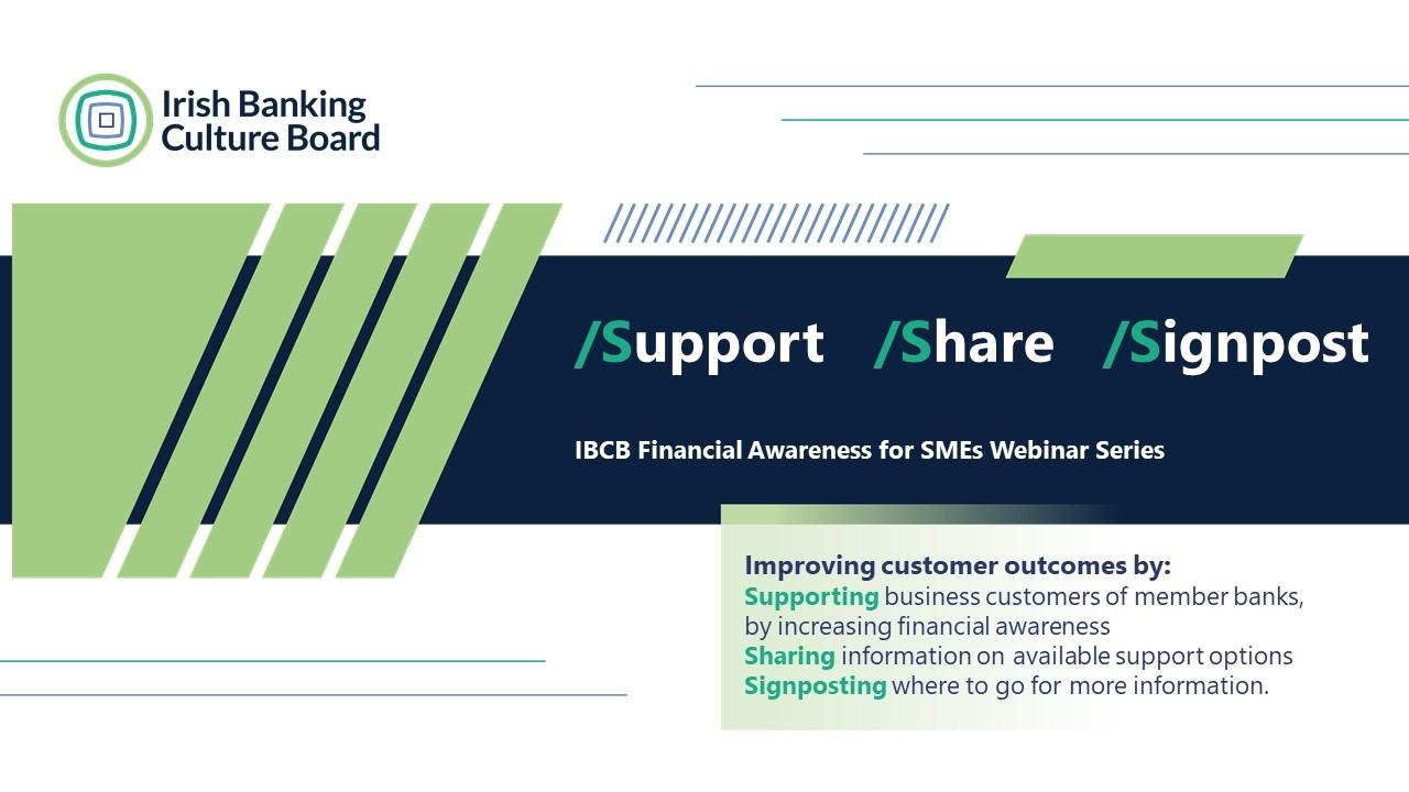 IBCB Financial Awareness for SMEs Webinar Series